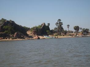 Ruined Almbari fort