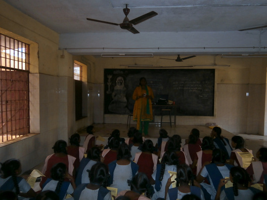 Sexuality Education in a School by our Staff