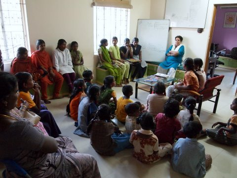 Lifeskill and sexuality Education for girls