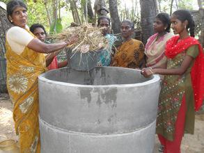 Vermi-composte making training