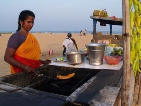 Single woman beneficiary