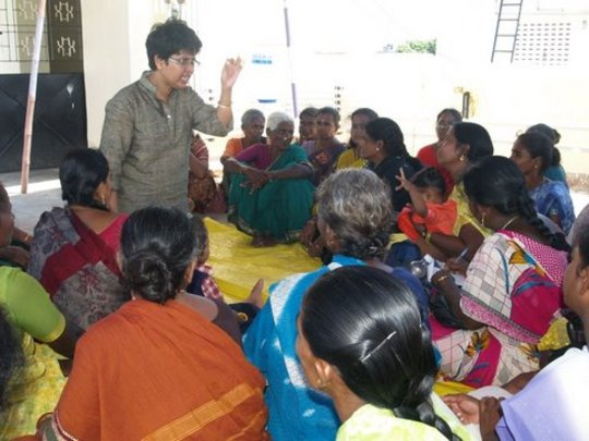 Local Level Womens meeting