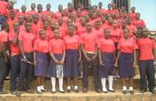 Library and laboratory for 2500 uganda children