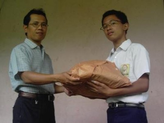 Providing scholarship for students