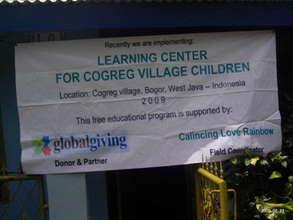 Banner of the program