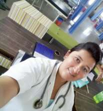 Deepa loves helping others through nursing