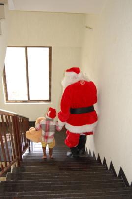 We hope Santa comes again this year