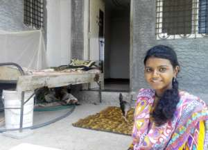 Thanks to you, Anjali's future looks bright