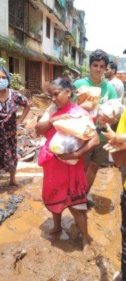 Providing essential supplies