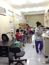 EVRMC Rehab Center Patients