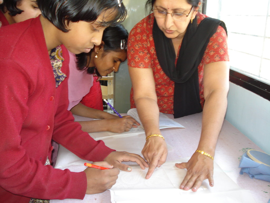 photos from empowering 50 hiv kids in india through education globalgiving - Fashion Designer Education And Training