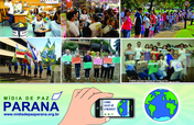 Youth building a Media for Peace