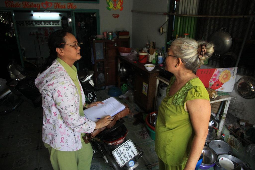 Save 880 poor Vietnamese from TB & Drug-Resistance