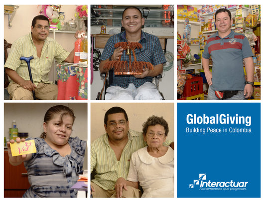 Transform The Lives of 5 Entrepreneurs in Colombia