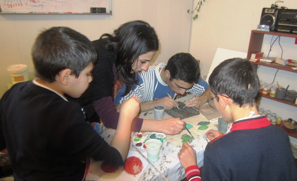 Support Youth Living with Disabilities in Armenia!
