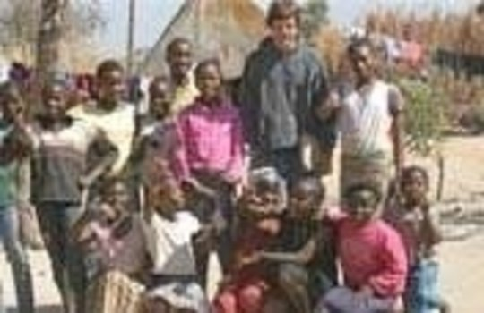 Aid to Children's Town in Zambia