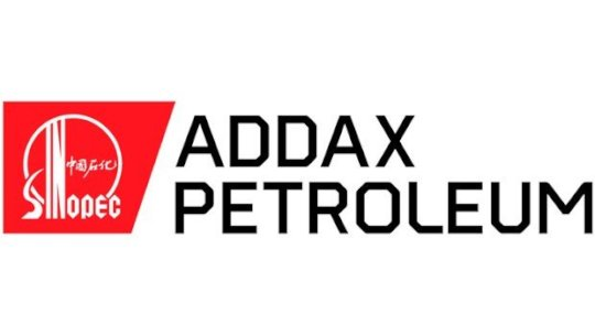 ADDAX PETROLEUM support for the construction