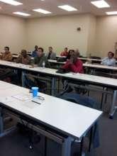 Program Participants in a Job Training