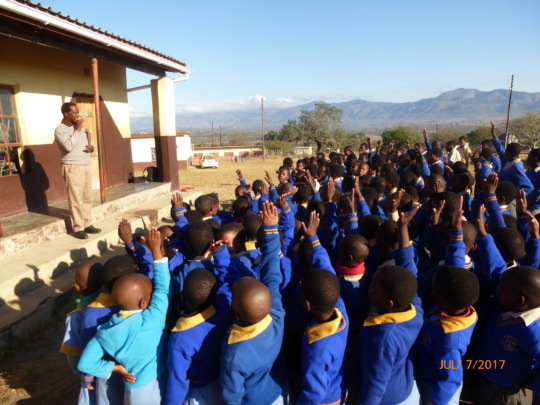 Nhlambeni Primary