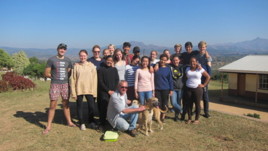 Waterfords AWARE student volunteers