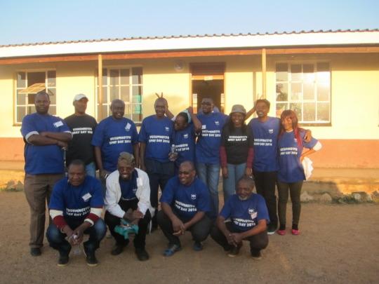 Swaziland Veterinary Association VETs