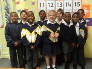 2017 Grade 1 learners