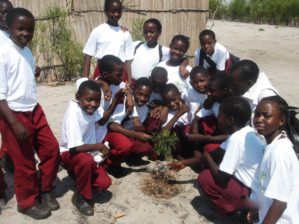 Educate Young People about the Environment