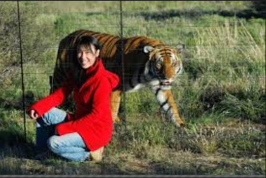Li Quan from China Tiger Revival