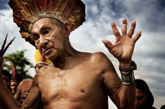 Yawanawan Elder who passed last month at age 103