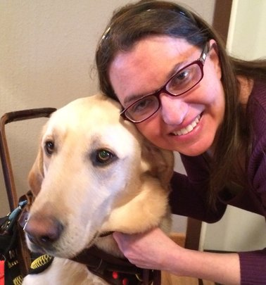 Seizure-Response Dog for Katie