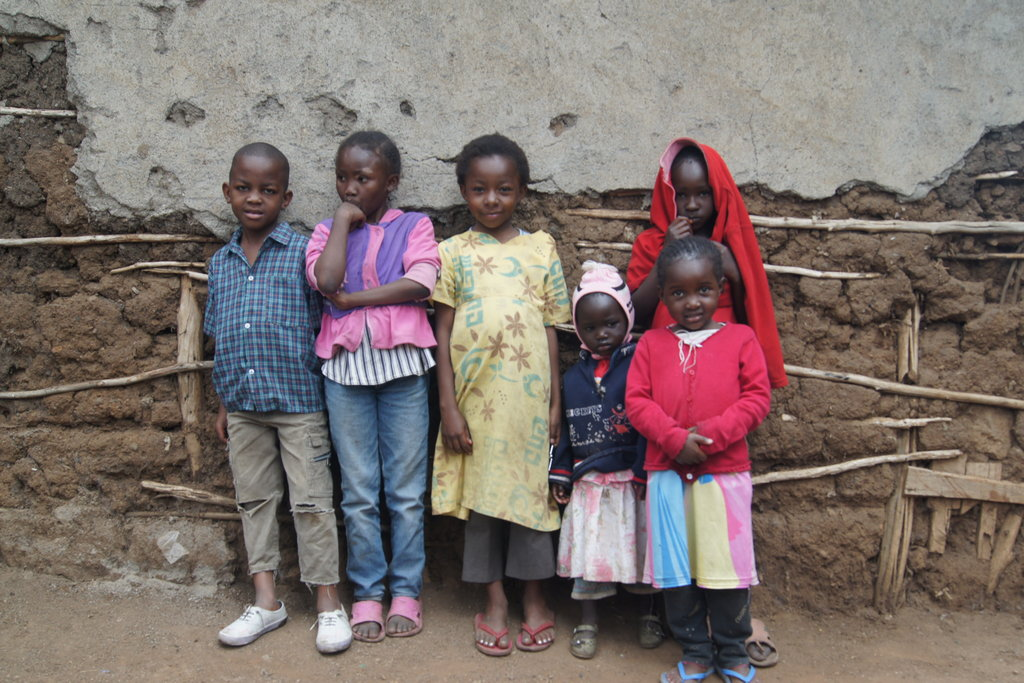 Provide School Sponsorships for 10 Kenyan Children