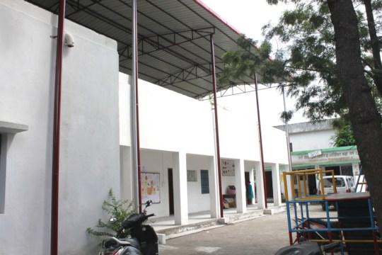 Renovated School Building