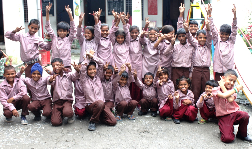 Mainstreamed students at Government Primary School