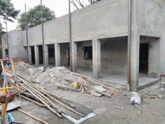 Renovation of school building (work in progress)