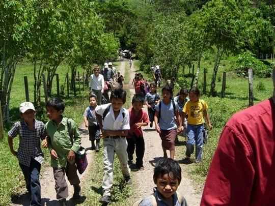 Residents of Villa Linda