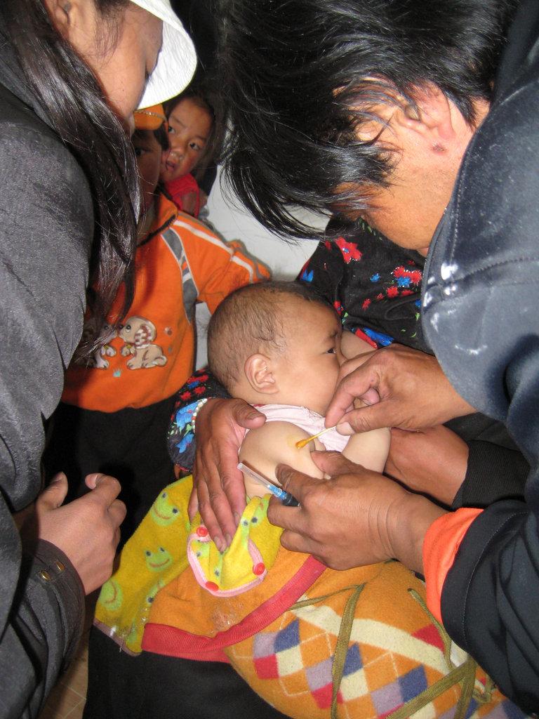 Safe Childbirth in Rural Tibet