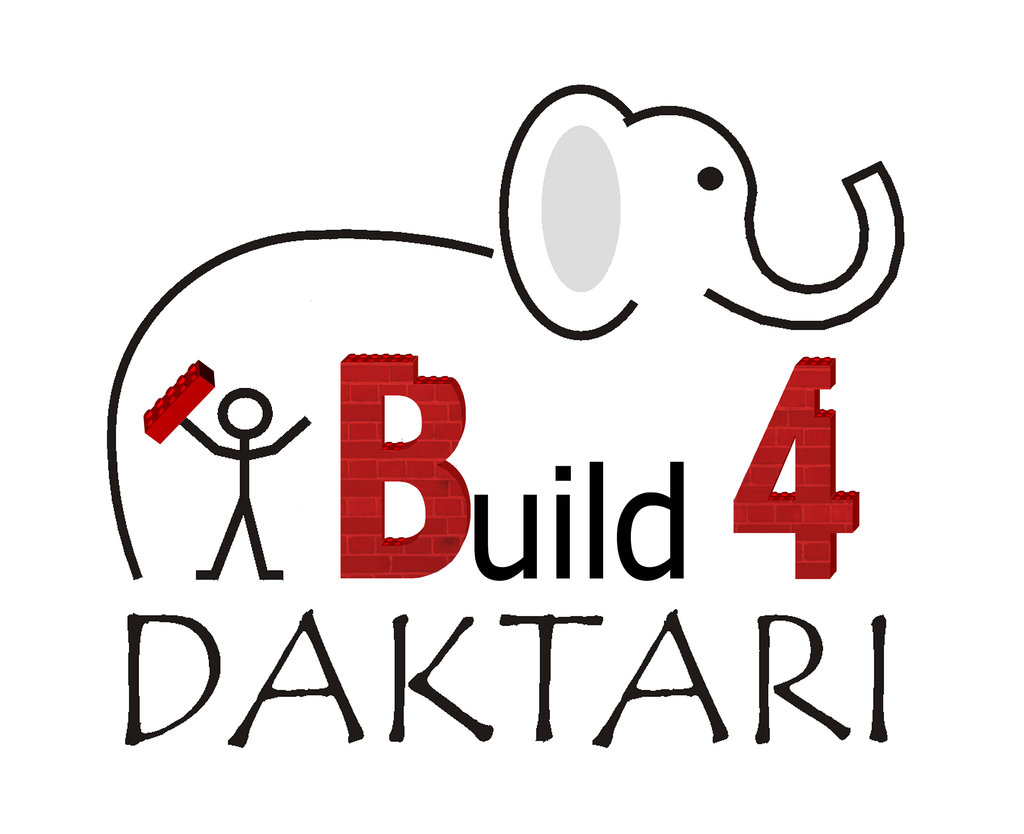 ONE BRICK AT A TIME - BUILD4DAKTARI