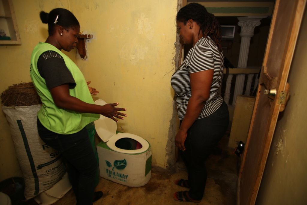 Expanding Sustainable Sanitation in Haiti