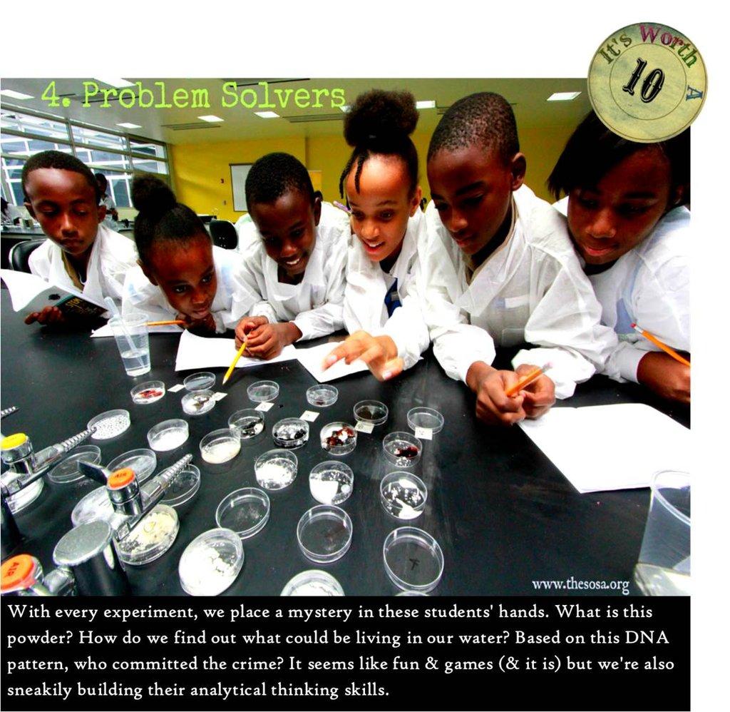 Uplift Jamaican Schoolchildren Through Science