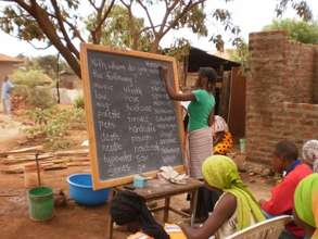 Send our girls to school in Tanzania