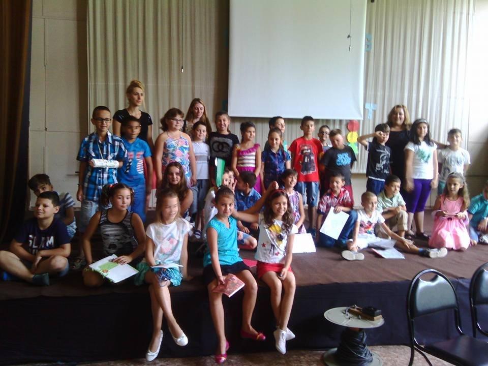 Free Summer Academy for 500 Bulgarian Children