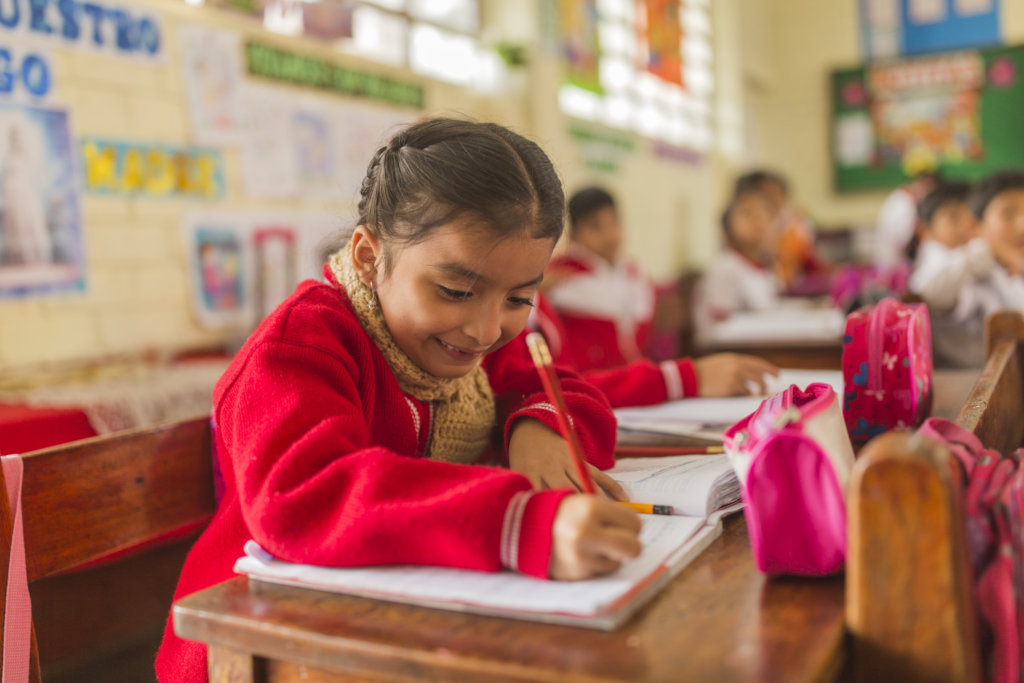 Help Revolutionize Education For Peruvian Children