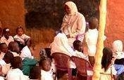 Schooling for Sudanese refugee children and women