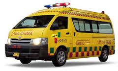 The Aman Ambulance