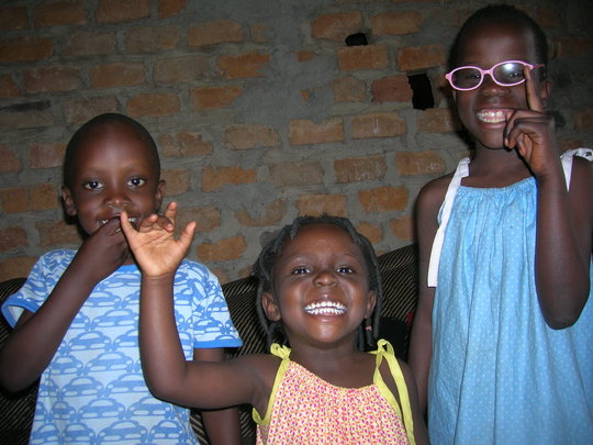 Roof a Home for 50 Orphans in Uganda