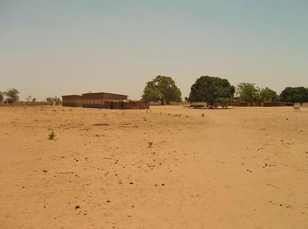 Site of the School