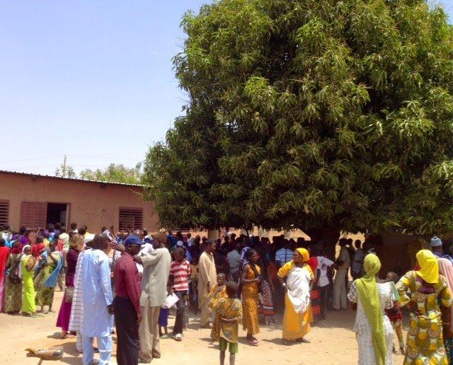 The Community Gathering and Celebration