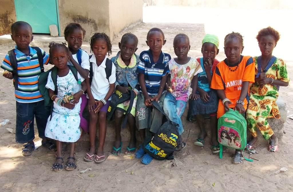 Build a School in Senegal!