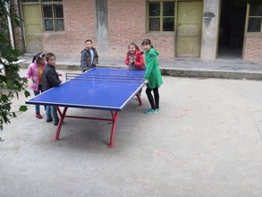 New Pingpang table