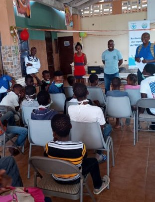 Street Youth Consultation Session